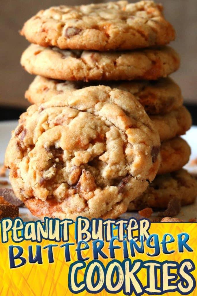 pinterest butterfinger cookies