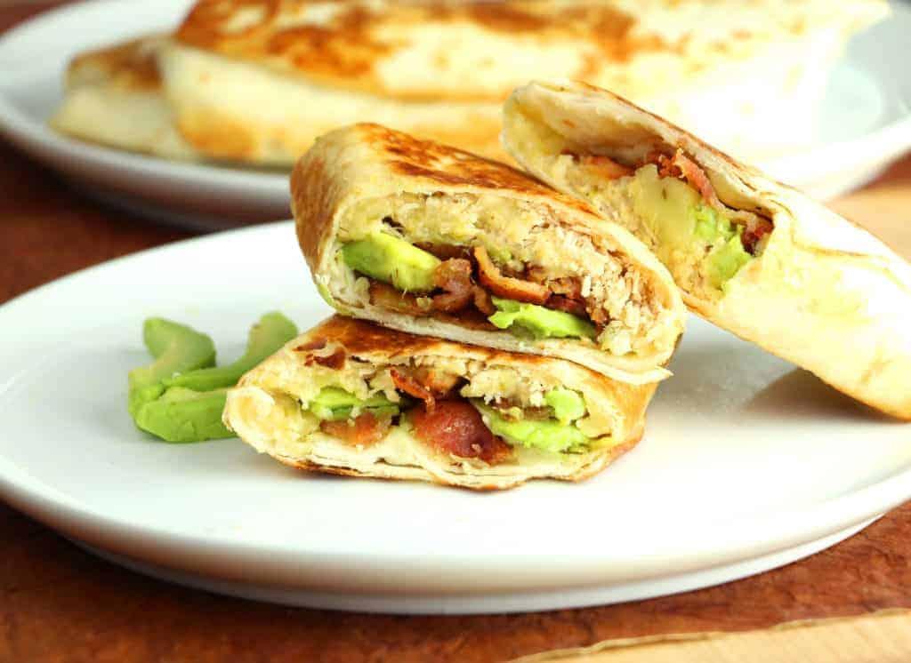 crispy-chicken-wrap