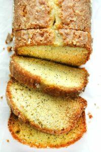Best Ever Poppy Seed Bread