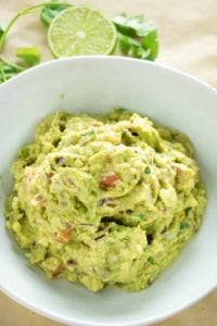 Perfect Secret Ingredient Guacamole