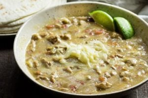 Crock Pot Pork Green Chili