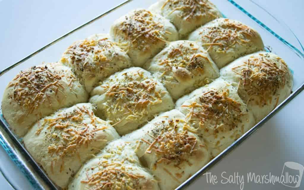 easy pull apart rolls