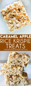 caramel-apple-krispy-treats