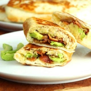 crispy-chicken-wrap