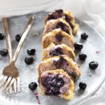 blueberry overnight french toast casserole