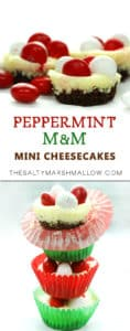 pinterest mini cheesecakes