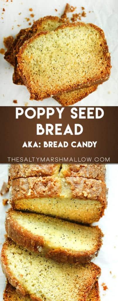 Pinterest poppy seed bread
