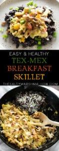pinterest tex-mex breakfast skillet