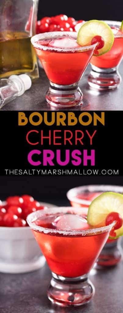 bourbon cherry crush the salty marshmallow