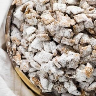chocolate puppy chow