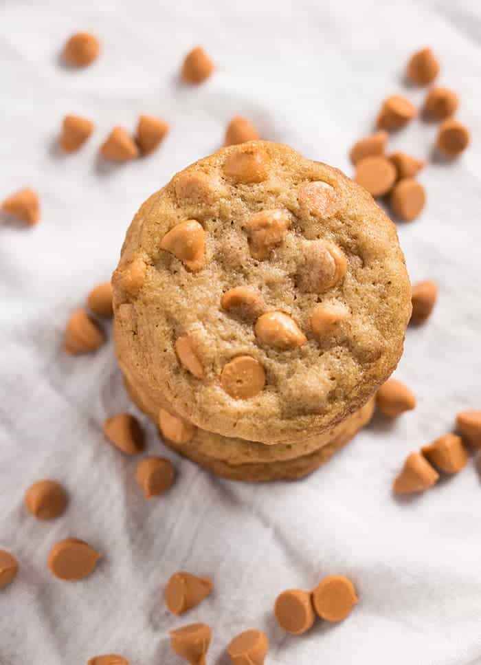 butterscotch chip cookies