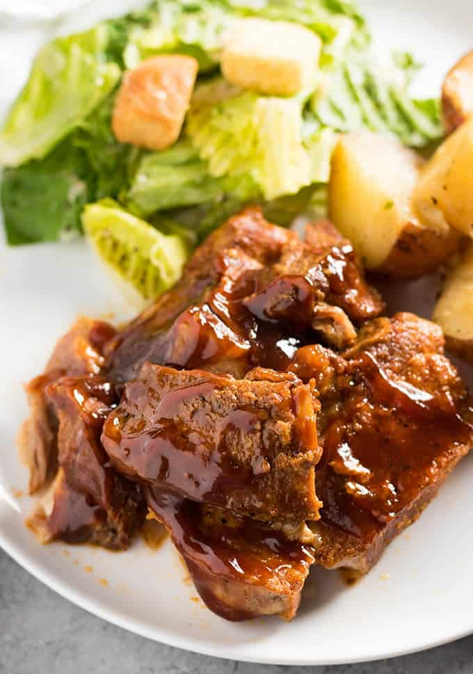 crock pot express boneless ribs