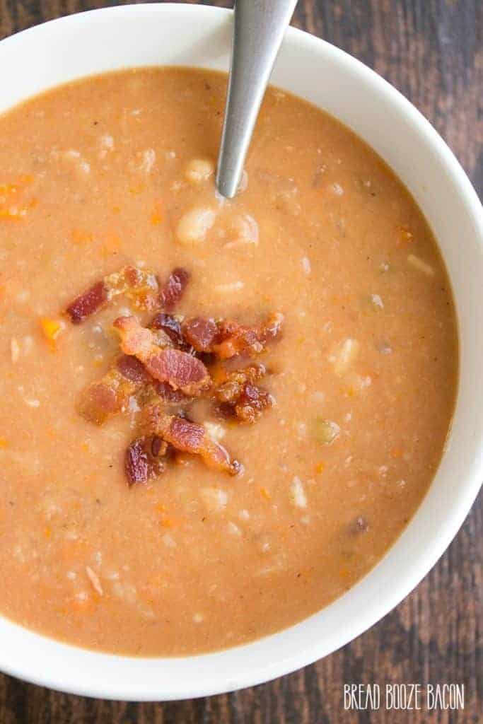 Bacon Bean Soup