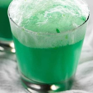 The Grinch Cocktail