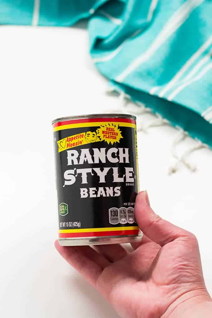 Ranch style beans for instant pot chili