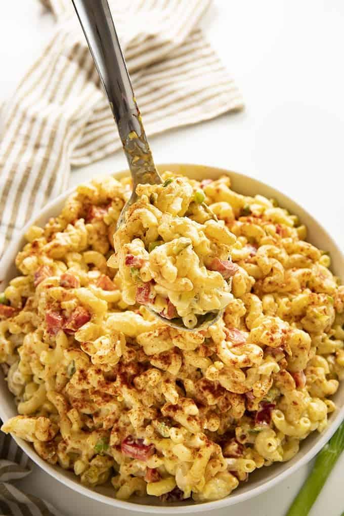 how to make macaroni salad