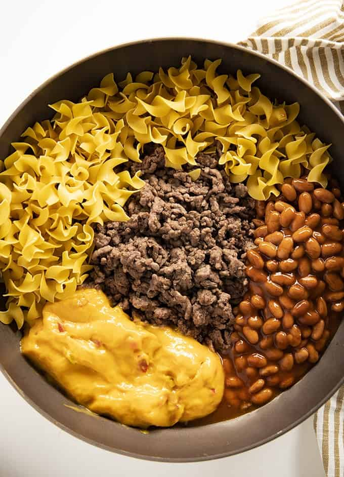 how to make nacho casserole