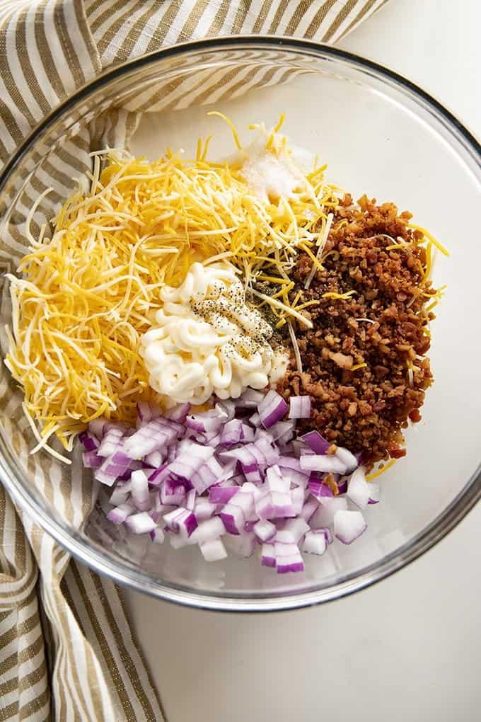 Best Pea Salad Recipe Ever