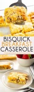 Bisquick Breakfast Casserole The Salty Marshmallow