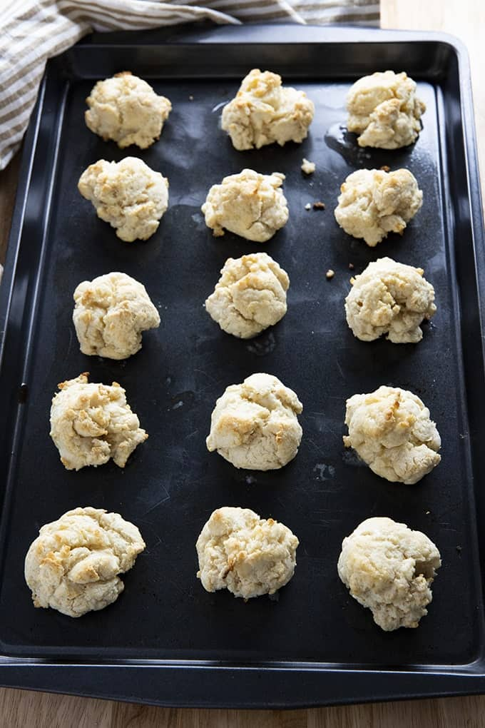 how to make easy drop biscuits