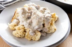 easy sausage gravy recipe