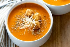 tomato soup recipe creamy