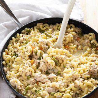 turkey casserole one pan