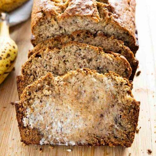 Best Banana Bread Recipe The Salty Marshmallow
