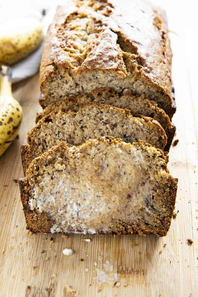 Best Banana Bread Recipe The Salty Marshmallow