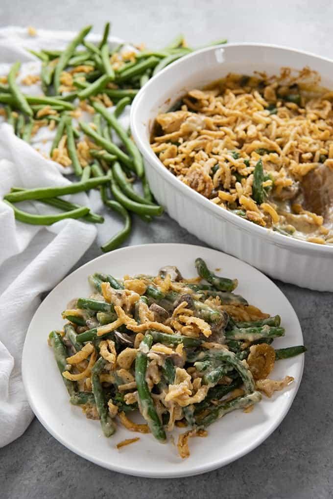 how to make green bean casserole