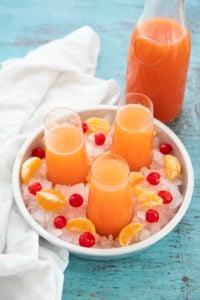 mimosa punch