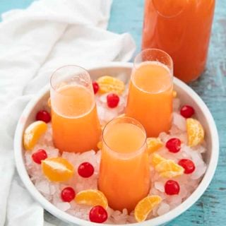 mimosa punch
