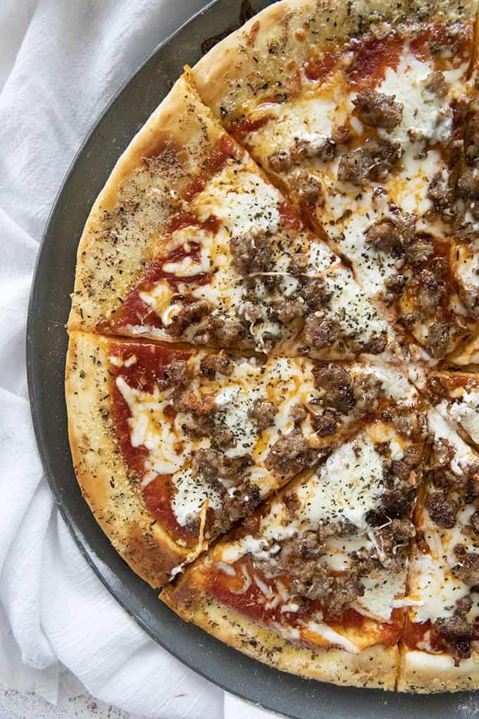 lasagna pizza recipe