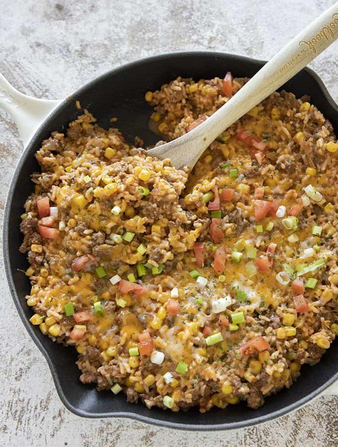 one pot mexican casserole