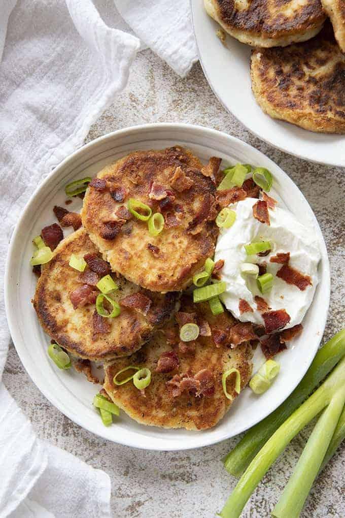 Mashed Potato Pancakes The Salty Marshmallow