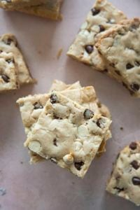 brown butter sugar cookie bars
