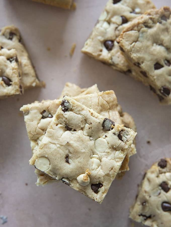 brown butter sugar cookie bars
