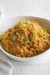 firecracker spicy noodles